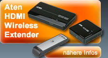 ATEN HDMI wireless extender
